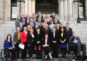 BC_Liberal_Government_Caucus_MLAs